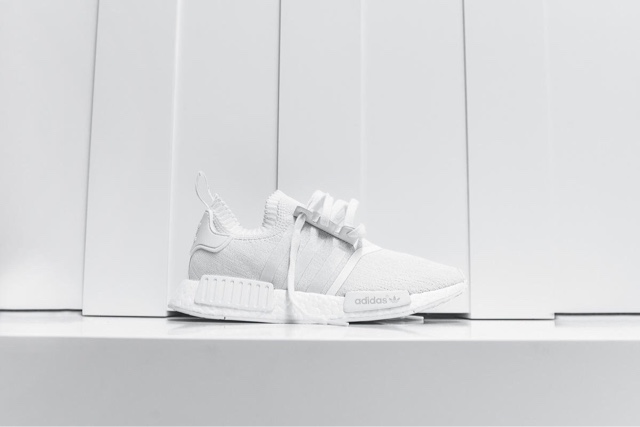 adidas NMD Primeknit Whiteout
