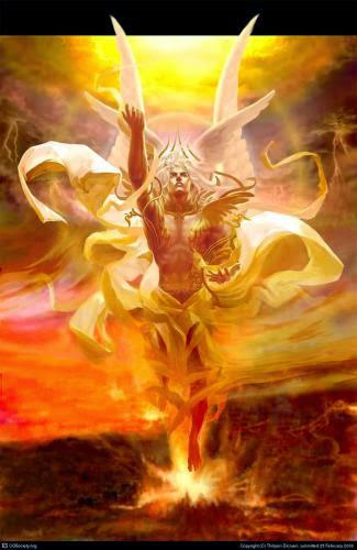 Story Archangel Michael Encounter