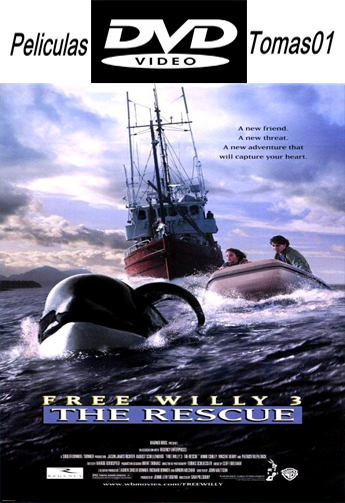 Liberen a Willy 3 (Liberad a Willy 3) (1997) DVDRip