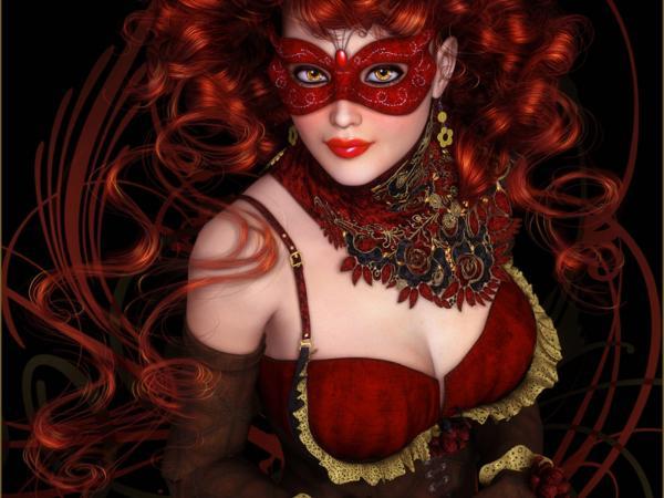 Fine Baroness Smile, Gothic