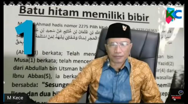 Soal Muhammad Kace, Polri Minta Masyarakat Tenang dan Berjanji Tuntaskan secara Profesional