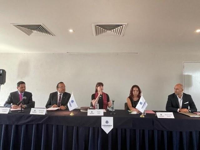 COPARMEX y Gobierno  CDMX en alianza  para proyectar el sector turismo a nivel internacional.