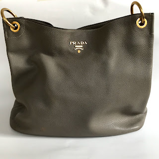 Prada Dove Hobo Bag