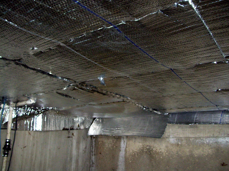 Radiant Barrier Installation Insulation Contractor Metrony