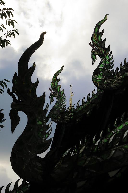 Naga silhouettes
