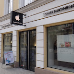 apple store in Innsbruck, Tirol, Austria