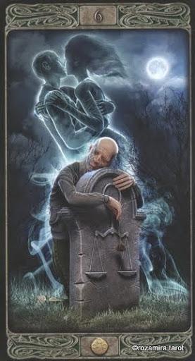 Таро Призраков — Ghost Tarot 528_41