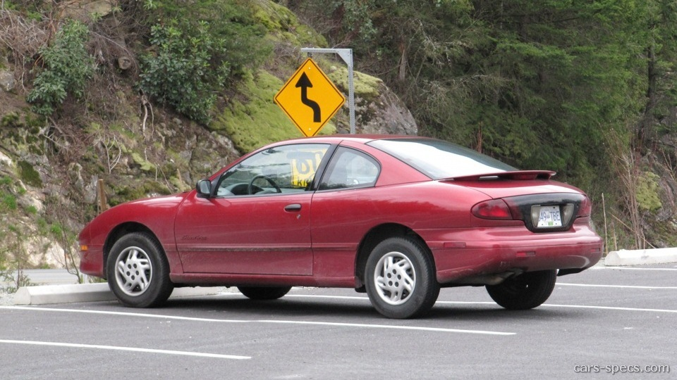 2002 pontiac sunfire coupe specifications pictures prices. Black Bedroom Furniture Sets. Home Design Ideas