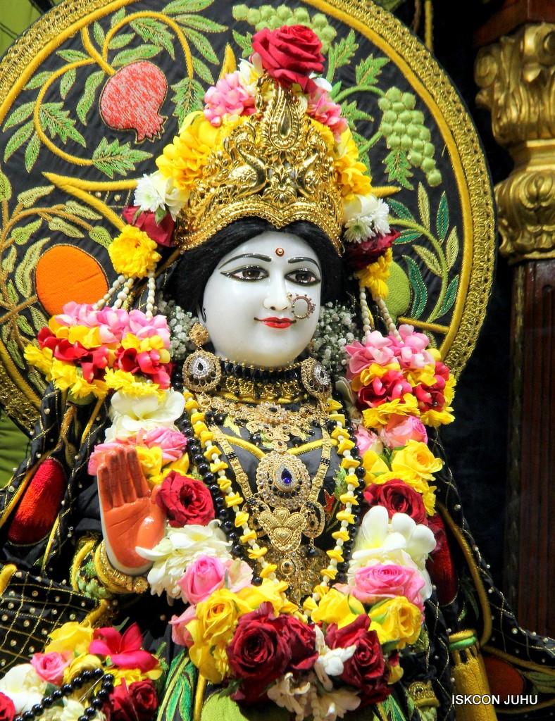 ISKCON Juhu Sringar Deity Darshan on 31st Dec 2016 (14)