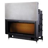 PANTECH 160 EVO LD PODIZNI dim. 1526x1449 promjer dimovodne cijevi: fi250 težina ložišta:437 kg