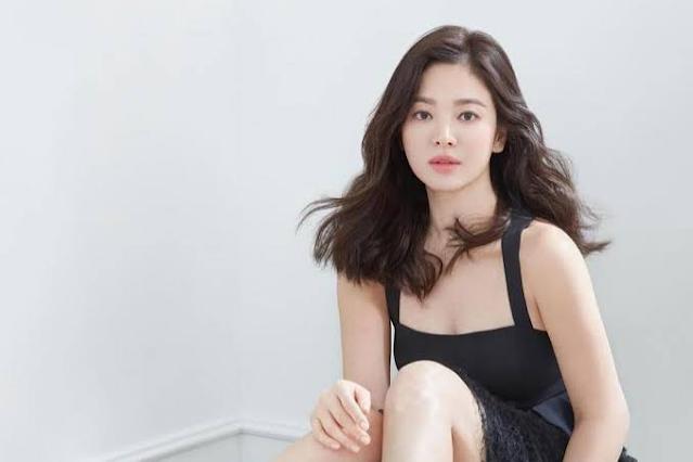 Kembalinya Song Hye-kyo