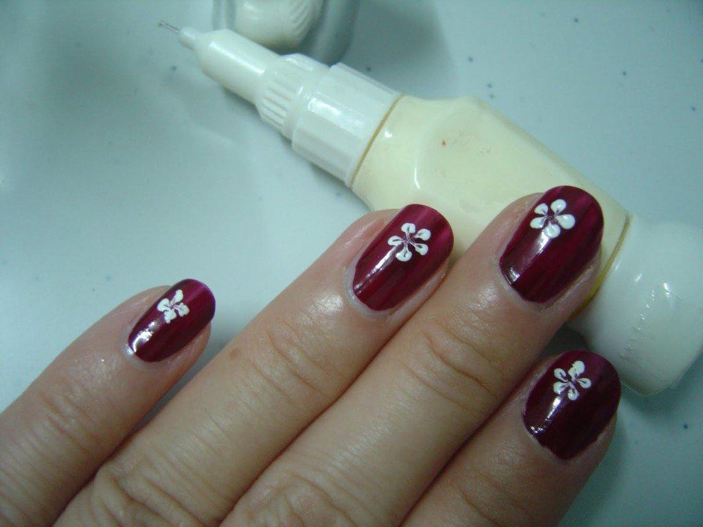 Easy Cute Nail Designs At Home Fashion 2d