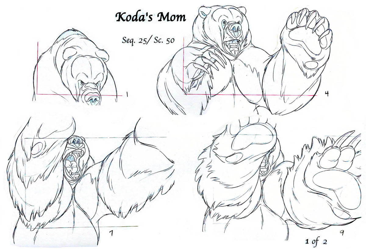 Character and Creature Design Notes: An Interview with