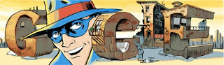 Google celebrates Will Eisner's 94th birthday