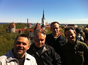 Tallinn - Enjoying the sun