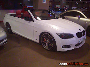 Matt White BMW E92
