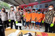 Kerugian Capai Ratusan Juta, Pelaku Pencurian di Ruko Asia Mega Mas Berhasil Diciduk Polisi
