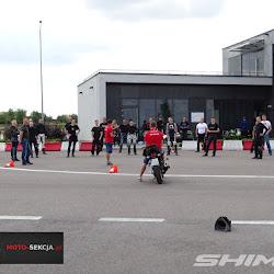 Fotorelacja ze Szkolenia Motocyklowego organizowanego przez Moto-Sekcję na Torze ODTJ Lublin w dniu 18.08.2018r.