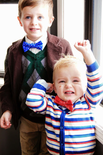 Little Boys Bow Ties