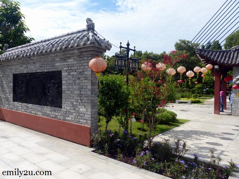 China-Malaysia Friendship Garden, Putrajaya