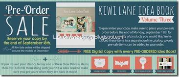 Kiwi Lane Pre-Sale