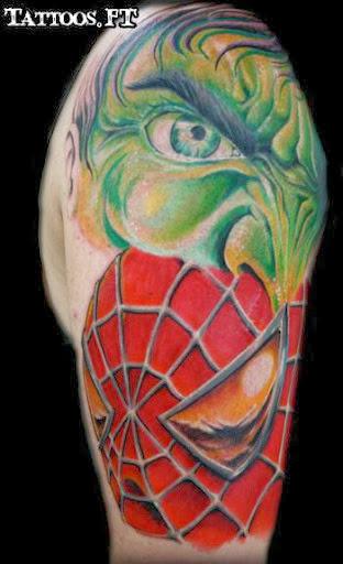 Incredible Hulk   Tattoos Ideas ...