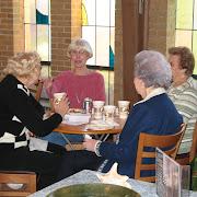 Senior Luncheon April 3, 2006