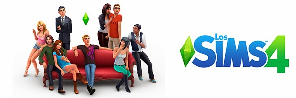 Banner Los Sims 4
