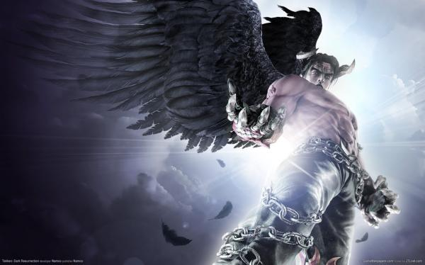 Tekken Dark Resurrection 05, Fallen Angels