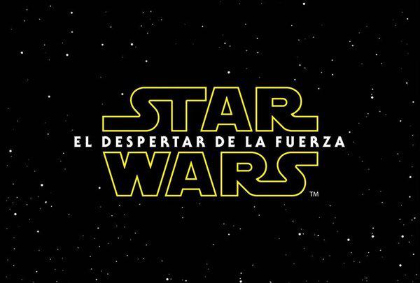 Star Wars: El despertar de la fuerza, cartel