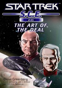 Star Trek: The Art of the Deal By GLENN GREENBERG