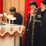 His Holiness Pope Tawadros II visit to St. Mark LA - DSC_0153.JPG