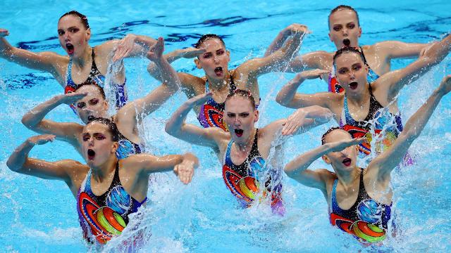 Comitê Olímpico Russo nado artístico