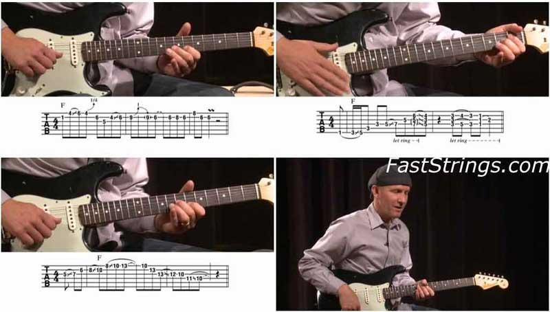 Guitar Licks Goldmine - 200 Blues Licks
