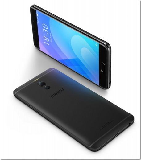 Meizu M6 Note Andalkan Dual Kamera Sony IMX362