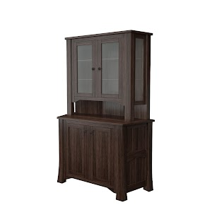 edmonton corner cabinet