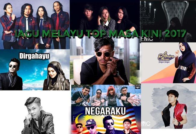 LAGU MELAYU TOP MASA KINI 2017 #1