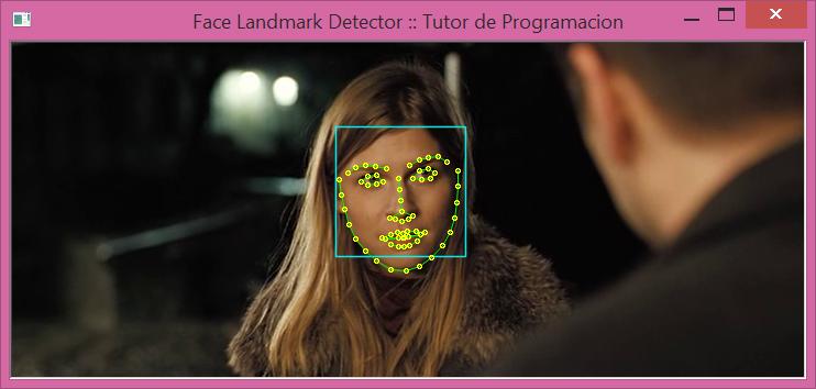 DLib & OpenCV - Face Landmarks Detection