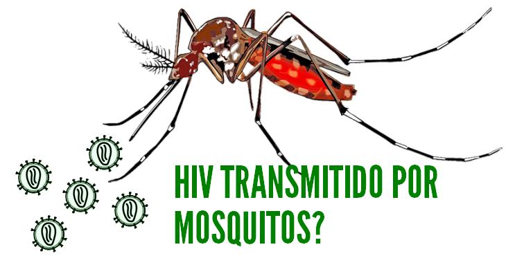 HIV MOSQUITOS