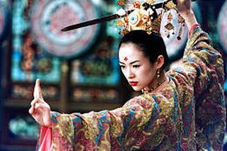 Xiao Mei Zhang Zei House of Flying Daggers
