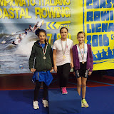 Campionato Regionale Indoor Rowing 2016 (Album 1 - Premiazioni)