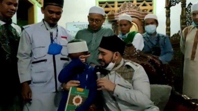 Viral Ceramah Habib Alhabsyi, Netizen Terharu, Masya Allah!
