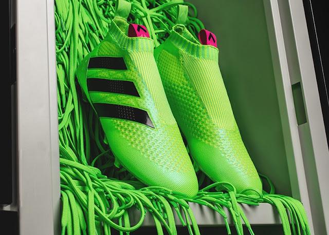 Nuevos Los De Fútbol Pure Zapatos Agujetas Sin Ace Control 16 wUwxFIS