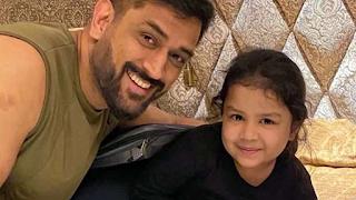 Dhoni's-daughter-threatened