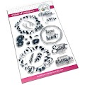 Sweet Home Wreath Stamps