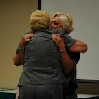 Helene Gleaves Miller and Betty Wilkerson
