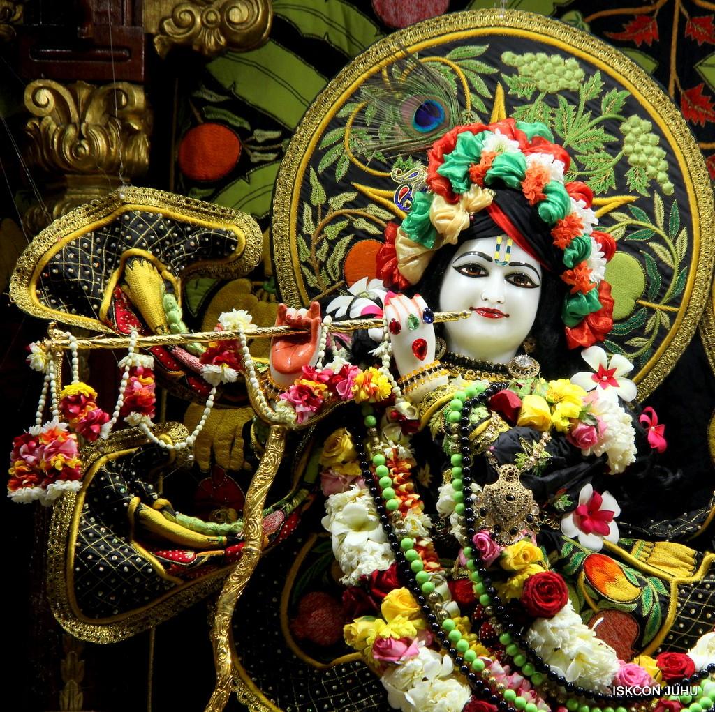 ISKCON Juhu Sringar Deity Darshan on 31st Dec 2016 (4)
