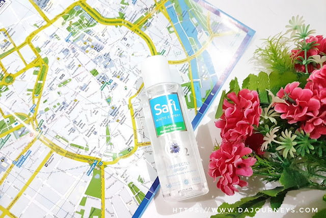 [Review] SAFI White Expert Purifiying Makeup Remover