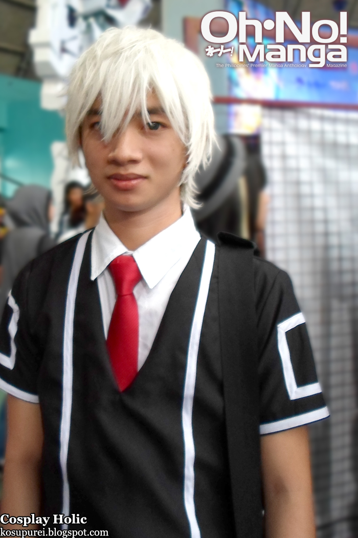 looking for a... better boyfriend cosplay - jun wenceslao