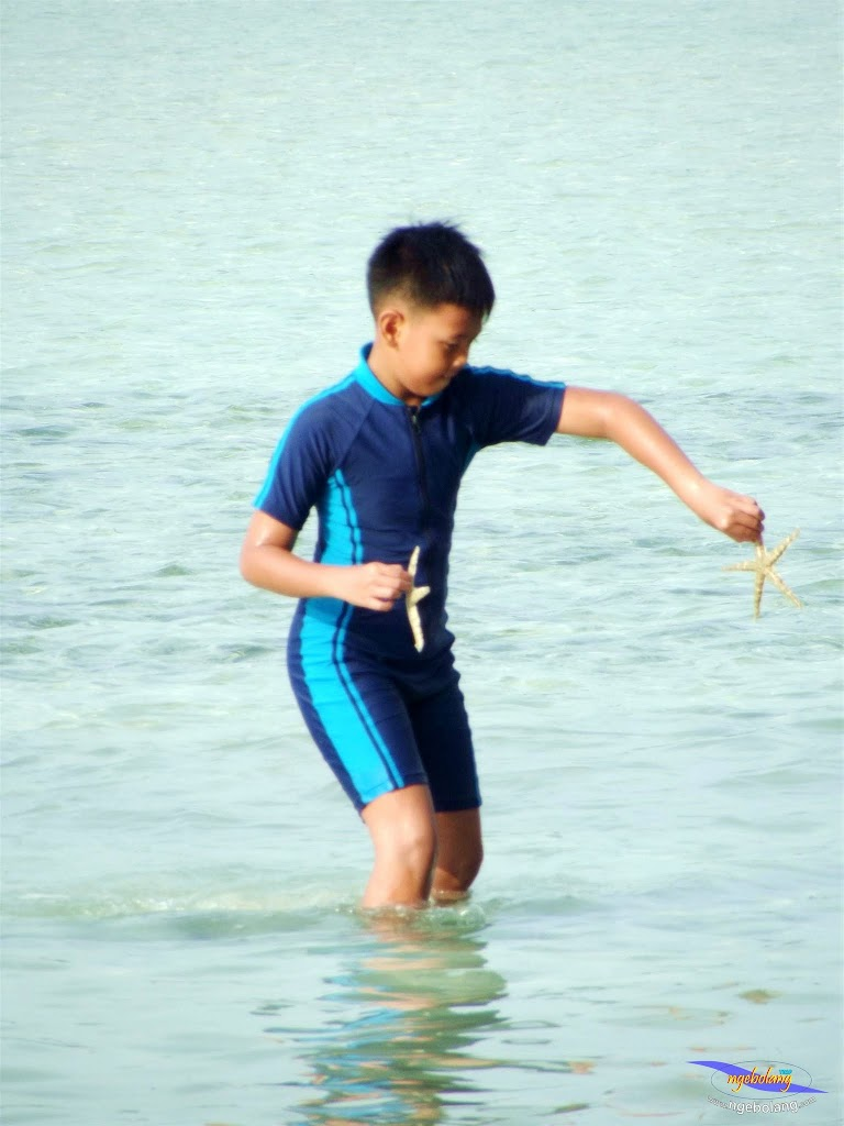 family trip pulau pari 090716 Fuji 137